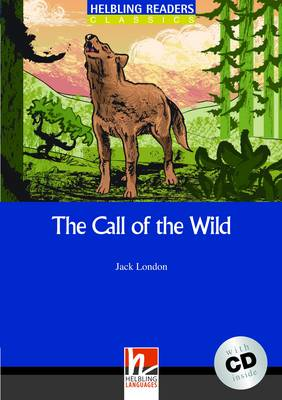 The Call of the Wild - Book and Audio CD Pack - Level 4 (Board book)