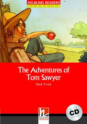 The Adventures of Tom Sawyer - Book and Audio CD Pack - Level 3 (Board book)