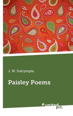 Paisley Poems (Paperback)