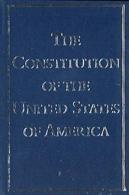 Constitution of the United States of America Minibook (Hardback)