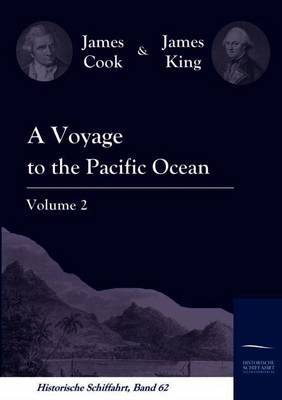 A Voyage to the Pacific Ocean Vol. 2 (Paperback)