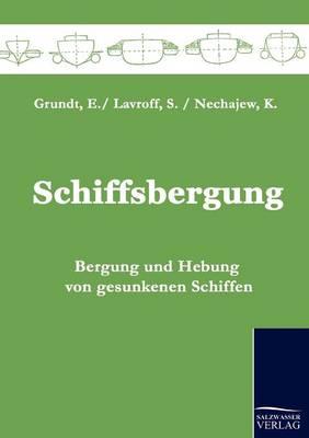 Schiffsbergung (Paperback)