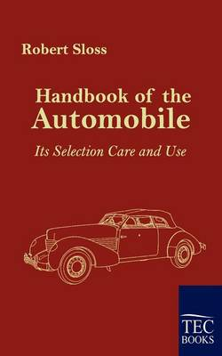 Handbook of the Automobile (Paperback)