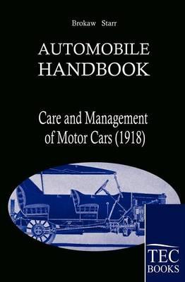 Automobile Handbook (Paperback)