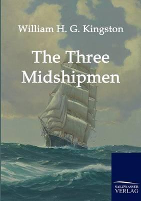 The Three Midshipmen (Paperback)