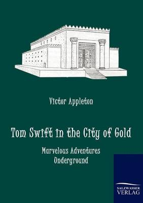 Tom Swift in the City of Gold (Paperback)