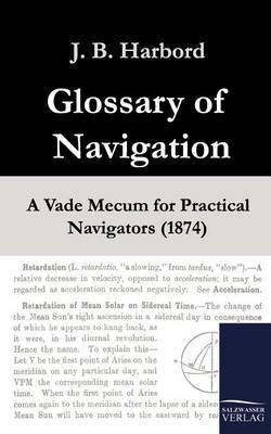 Glossary of Navigation (Paperback)
