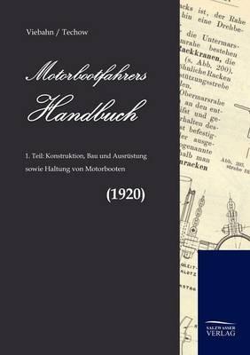 Motorbootfahrers Handbuch (Paperback)