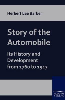 Story of the Automobile (Paperback)