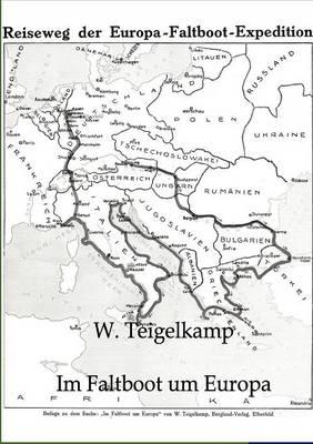 Im Faltboot Um Europa (Paperback)