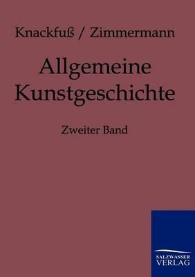 Allgemeine Kunstgeschichte (Paperback)