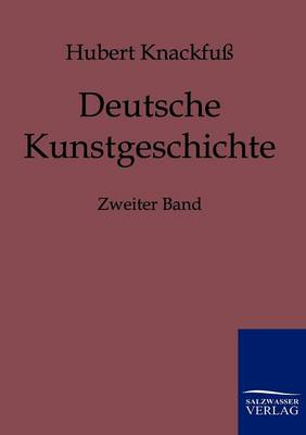 Deutsche Kunstgeschichte (Paperback)