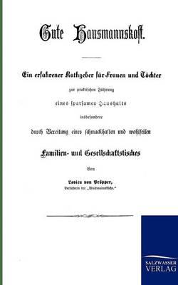 Gute Hausmannskost (Paperback)