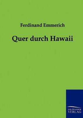 Quer Durch Hawaii (Paperback)