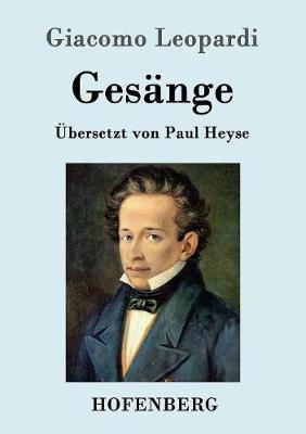 Gesange (Paperback)