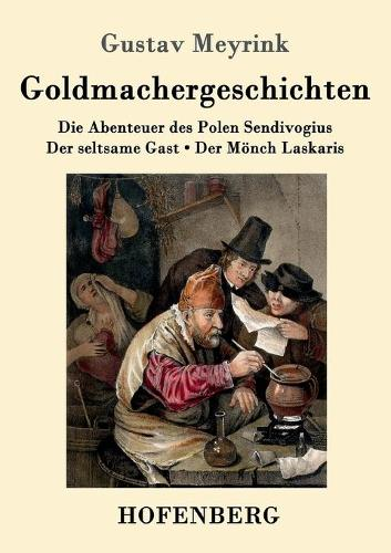 Goldmachergeschichten (Paperback)