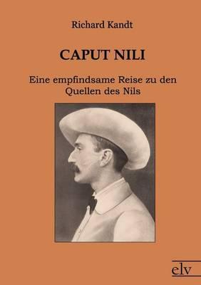 Caput Nili (Paperback)