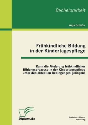 Fruhkindliche Bildung in Der Kindertagespflege (Paperback)
