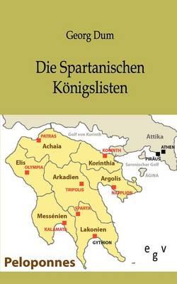 Die Spartanischen K Nigslisten (Paperback)