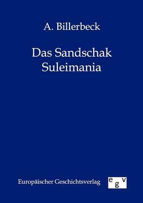 Das Sandschak Suleimania (Paperback)