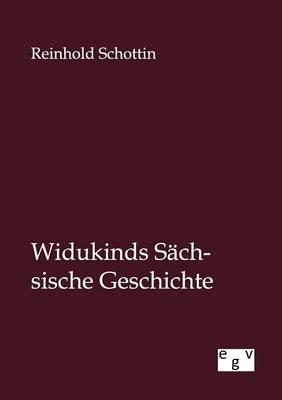 Widukinds Sachsische Geschichte (Paperback)