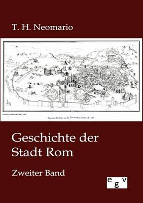 Geschichte Der Stadt ROM (Paperback)