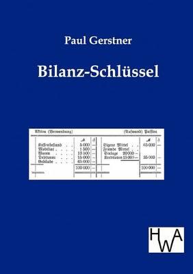Bilanz-Schlussel (Paperback)
