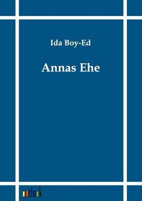 Annas Ehe (Paperback)