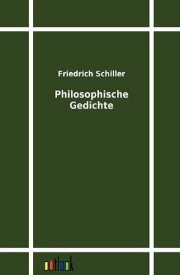 Philosophische Gedichte (Paperback)
