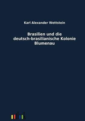 Brasilien Und Die Deutsch-Brasilianische Kolonie Blumenau (Paperback)