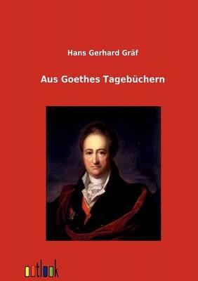 Aus Goethes Tagebuchern (Paperback)