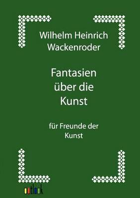 Fantasien Uber Die Kunst (Paperback)