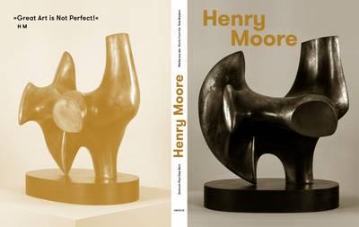 Henry Moore: Zentrum Paul Klee, Bern (Hardback)
