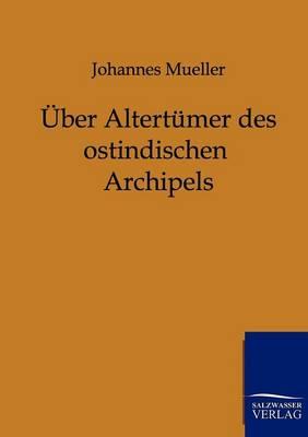 Uber Altertumer Des Ostindischen Archipels (Paperback)