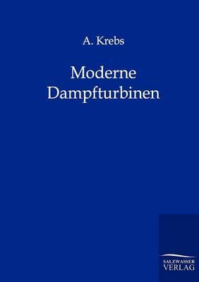 Moderne Dampfturbinen (Paperback)