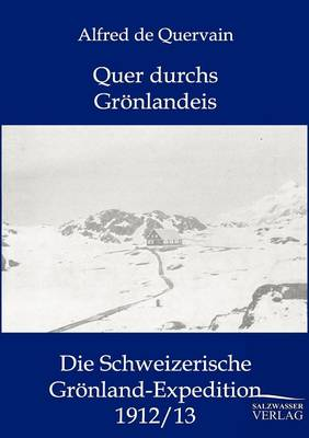 Quer Durchs Gronlandeis (Paperback)