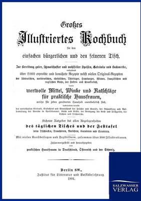 Groes Illustriertes Kochbuch (Paperback)