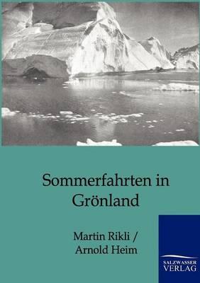Sommerfahrten in Gr Nland (Paperback)