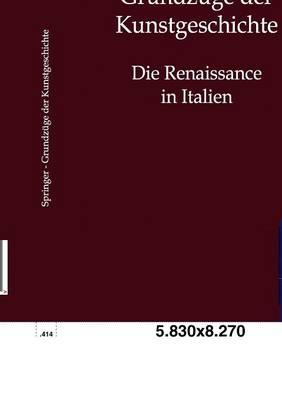 Grundzuge Der Kunstgeschichte (Paperback)