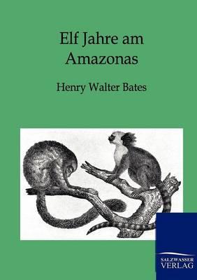 Elf Jahre Am Amazonas (Paperback)