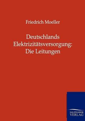 Deutschlands Elektrizit Tsversorgung: Die Leitungen (Paperback)