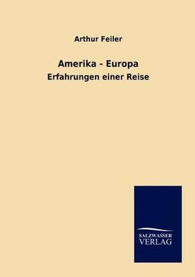 Amerika-Europa (Paperback)