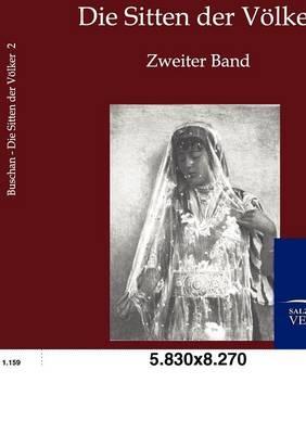 Die Sitten Der Volker (Paperback)