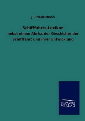 Schifffahrts-Lexikon (Paperback)