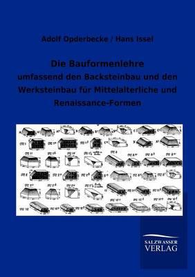 Die Bauformenlehre (Paperback)