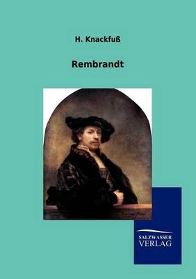 Rembrandt (Paperback)