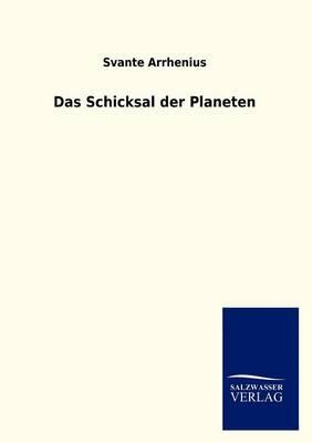 Das Schicksal Der Planeten (Paperback)
