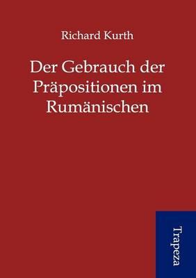 Der Gebrauch Der PR Positionen Im Rum Nischen (Paperback)