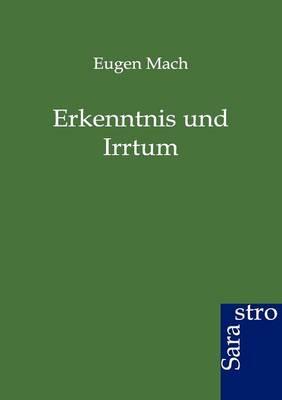 Erkenntnis Und Irrtum (Paperback)