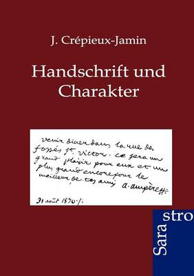 Handschrift Und Charakter (Paperback)